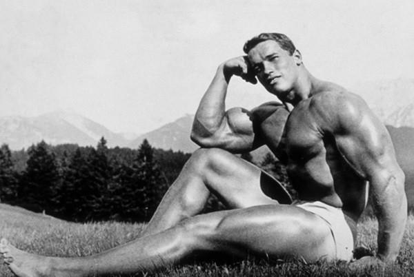 Arnold Schwarzenegger Bodybuilding Pictures - (29)