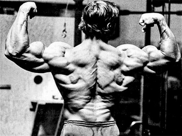 Arnold Schwarzenegger Bodybuilding Pictures - (30)