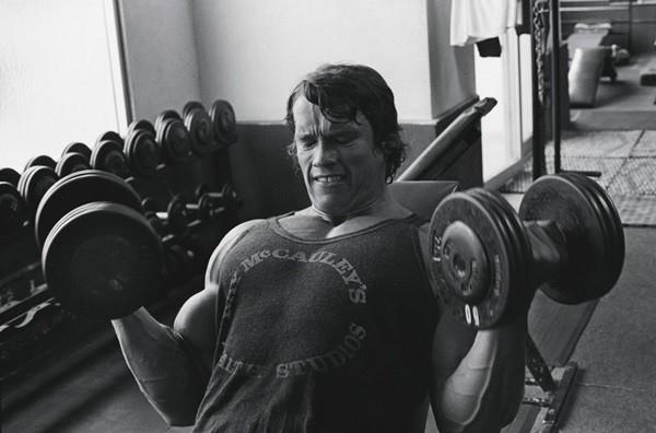 Arnold Schwarzenegger Bodybuilding Pictures - (31)