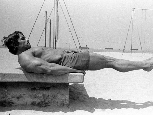 Arnold Schwarzenegger Bodybuilding Pictures - (35)