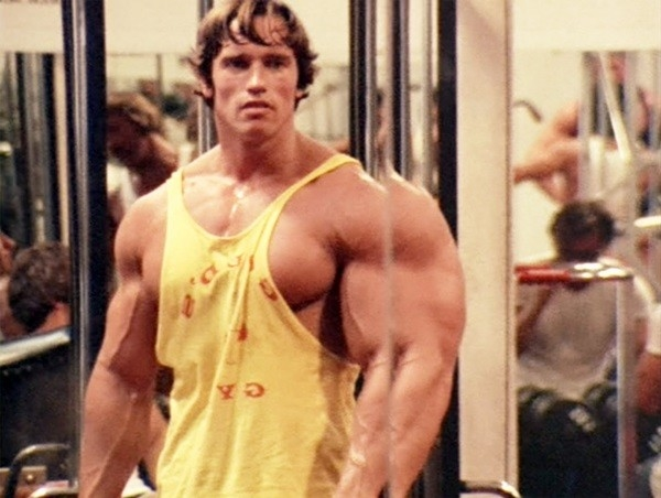 Arnold Schwarzenegger Bodybuilding Pictures - (36)