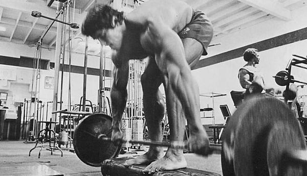 Arnold Schwarzenegger Bodybuilding Pictures - (37)