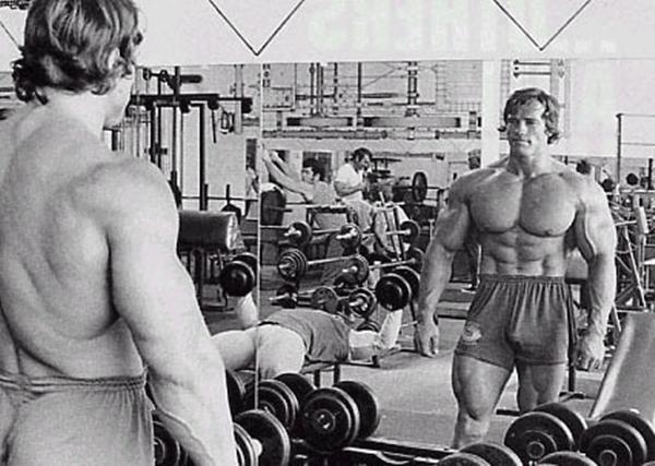 Arnold Schwarzenegger Bodybuilding Pictures - (5)