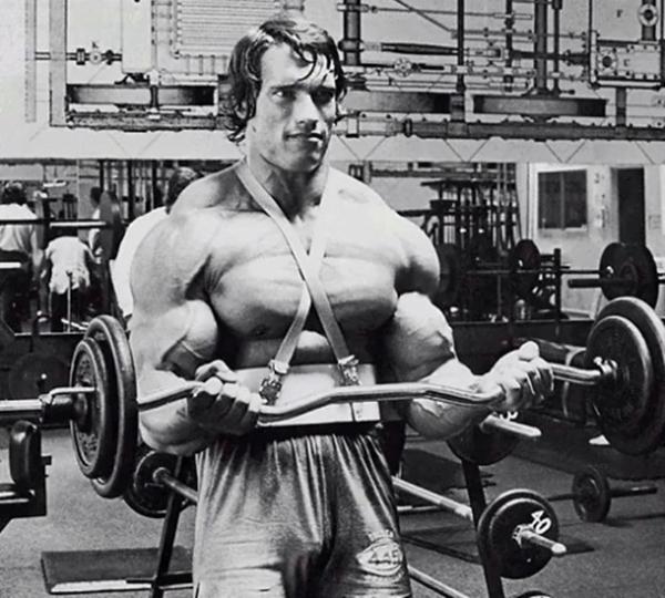 Arnold Schwarzenegger Bodybuilding Pictures - (7)