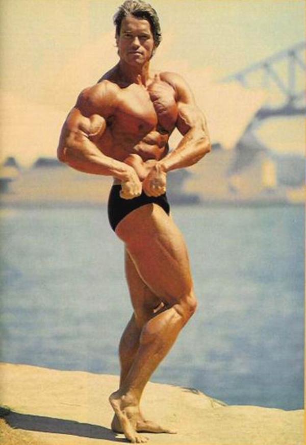 Arnold Schwarzenegger Bodybuilding Pictures - (9)