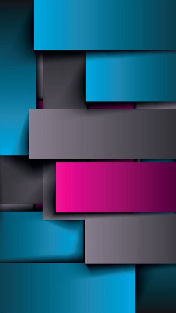 Geometric iPhone wallpapers - (20)