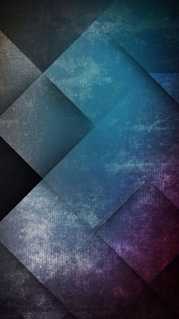 Geometric iPhone wallpapers - (24)