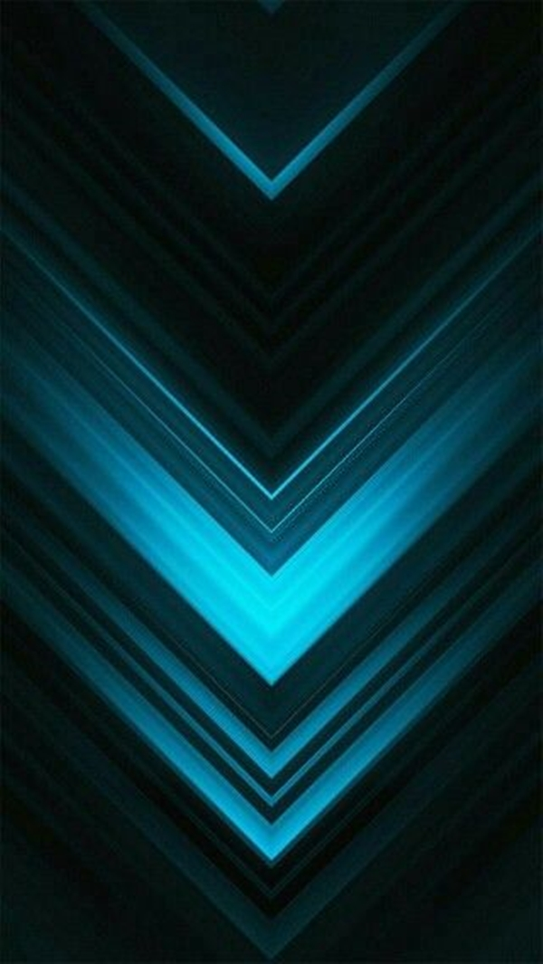 Geometric iPhone wallpapers - (25)
