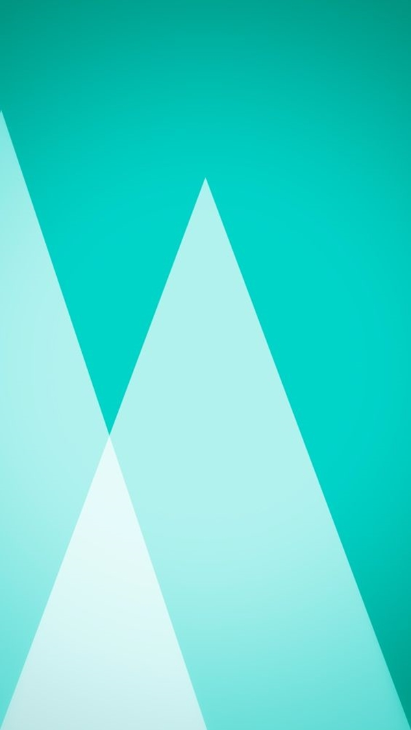 Geometric iPhone wallpapers - (30)