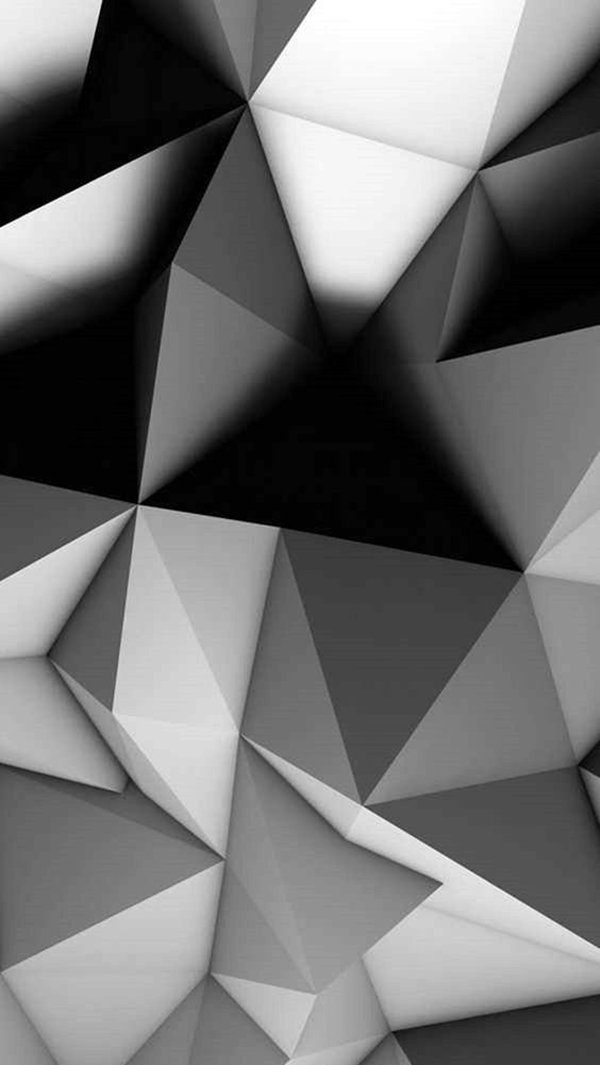 Geometric iPhone wallpapers - (5)