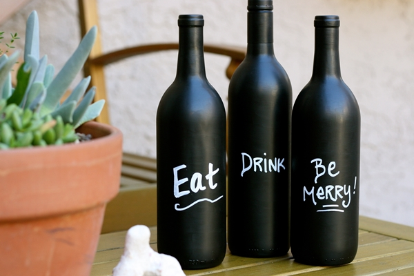 Wine Bottle Art Ideas - 19