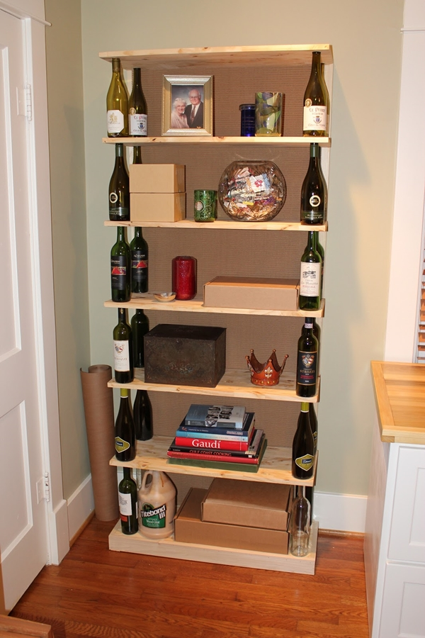 Wine Bottle Art Ideas - 24