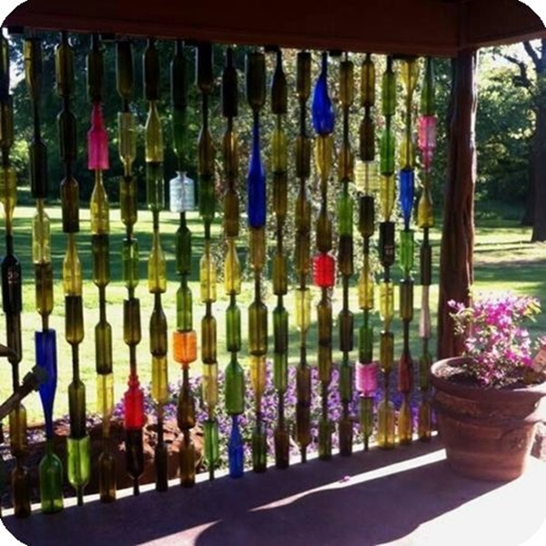 Wine Bottle Art Ideas - 30