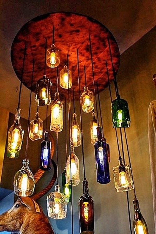 Wine Bottle Art Ideas - (5)