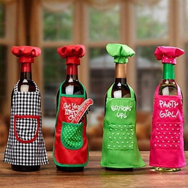 Wine Bottle Art Ideas - (6)