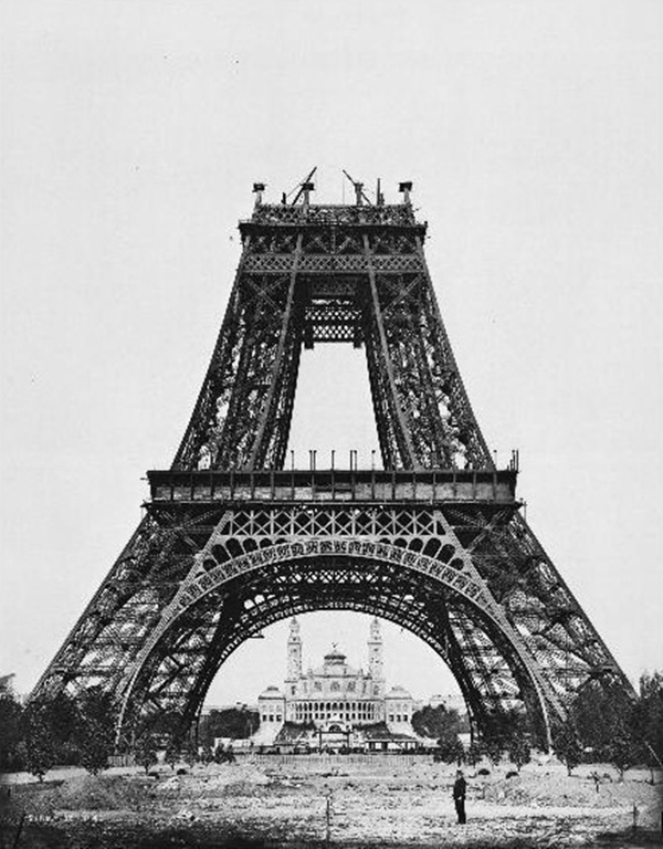 beautiful and detailed Eiffel Tower drawings - (16)