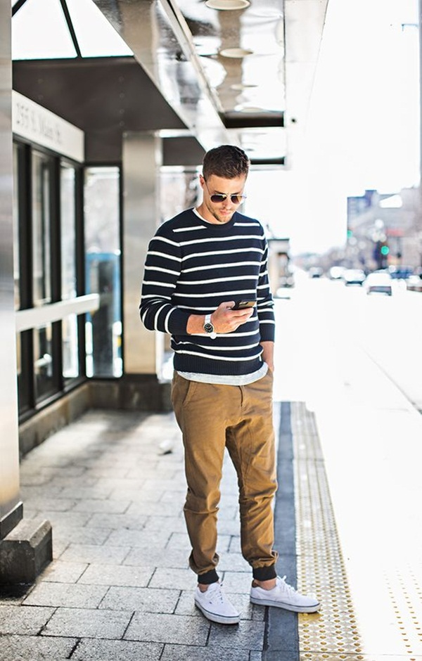 """The sweat pant is now a legitimate part of the modern wardrobe. The classic image of loose """"scratcher pants"""" has been usurped by fitted, luxury pants which add to an outfit rather than take away from it. As men upgrade their collection of sweats, they'll phase out the ill-fitting styles altogether."""