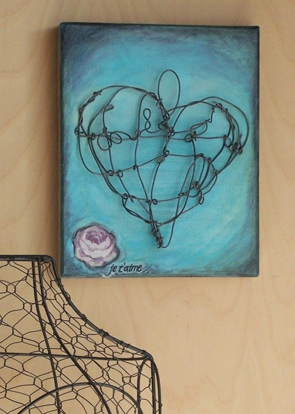 40 DIY Wire Art Examples which will Leave you Speechless