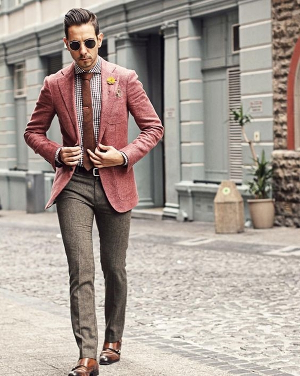 fc1f399ce623 Short blazers are preferred for the petite men and since you have a really  tall mane you must choose to grab some below-the-bottom blazers with bigger  ...