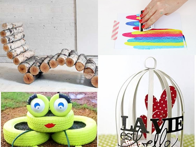 30 DIY Art Ideas that will Change Your Life Forever