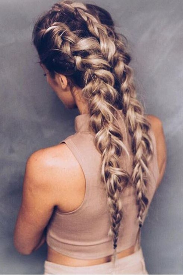 40 Cute and Sexy Braided Hairstyles for Teen Girls