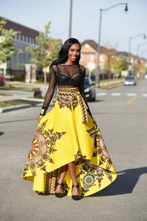 30 Latest Ankara Fashion Styles For 2017