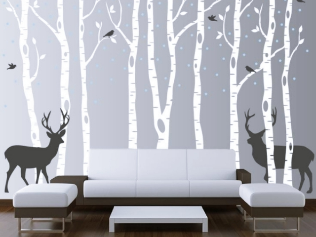 40 Abstract Wall Painting ideas For a More Artistically