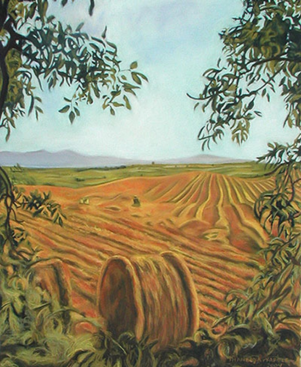 Simple-and-Easy-landscape-painting-ideas-38