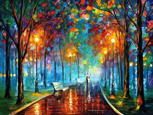 Simple-and-Easy-landscape-painting-ideas-39