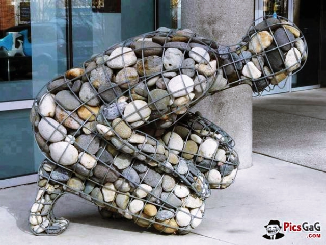40 Rock and Pebble Art Ideas