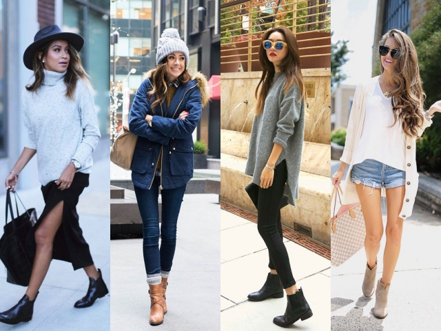 Top 25 Ankle Boots Ideas As An Essential Part Of Your Wardrobe