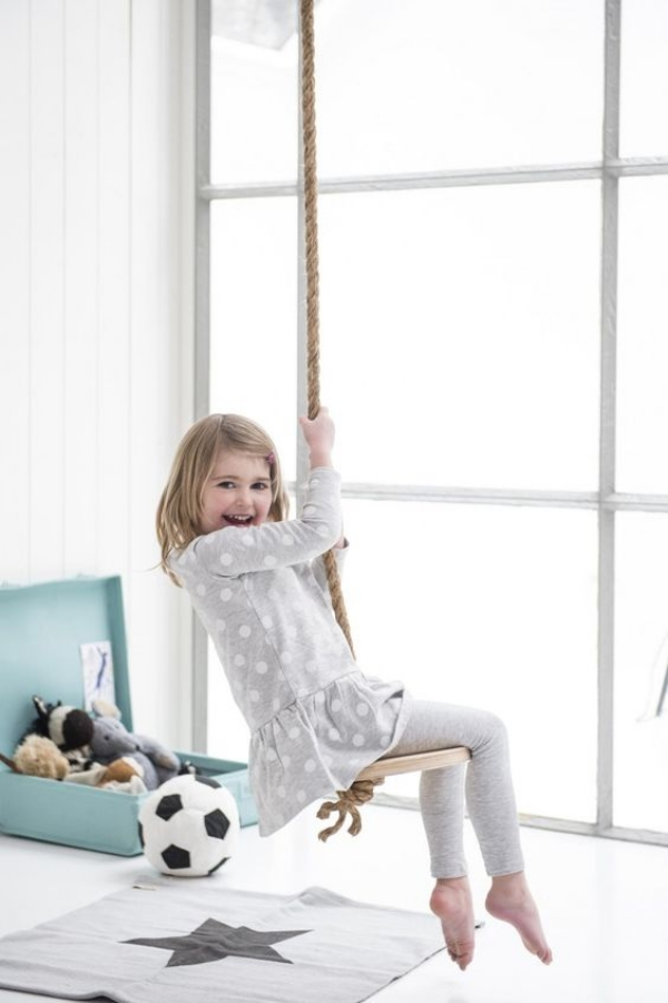 30 Homemade Diy Swing Ideas Indoor Outdoor