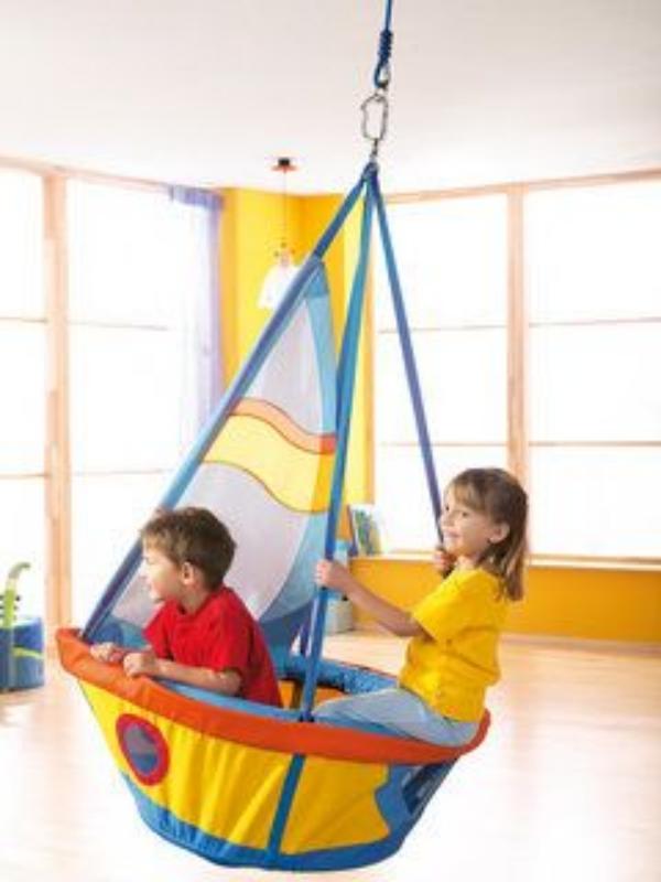 30 homemade diy swing ideas indoor outdoor - Schaukel kinderzimmer ...