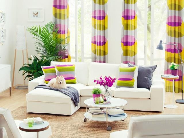40 Fancy Curtain Ideas For a Creative Look