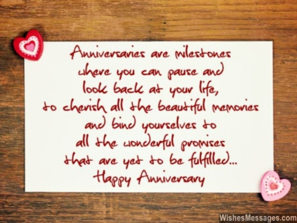 Nice Quotes For Wedding Anniversary: 30 Lovely Wedding Anniversary Quotes For Parents