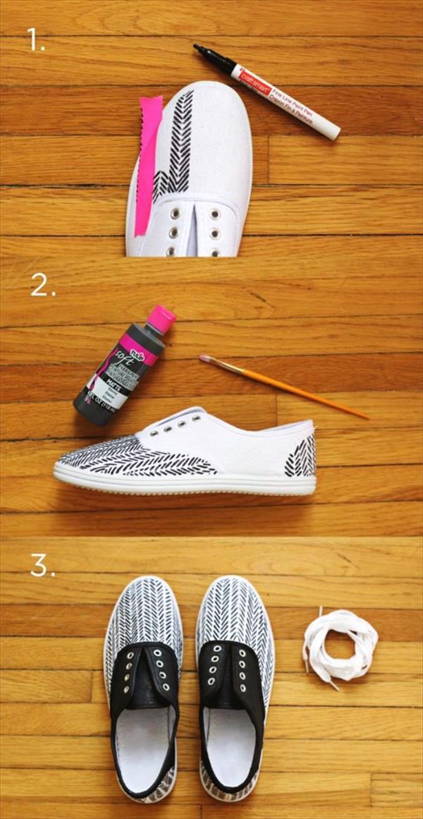 Smart-DIY-Formulas-to-Update-Old-Shoes