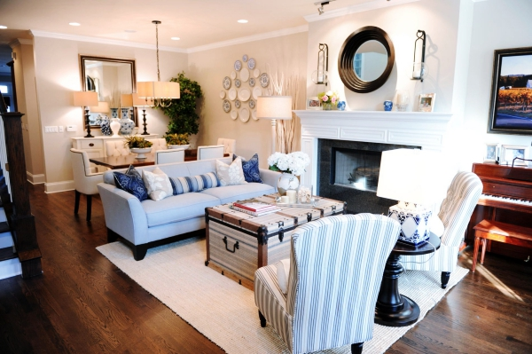 30 Sofa Set Arrangement Ideas To Improvise Your Living Room