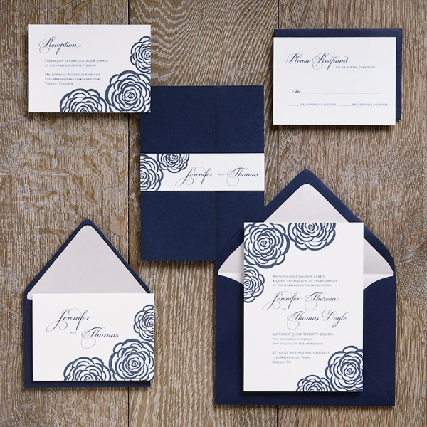 40 Unique And Modest Wedding Invitation Card Ideas
