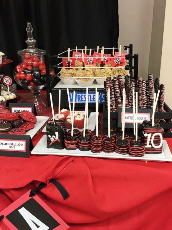Cool-WWE-Birthday-Party-Ideas