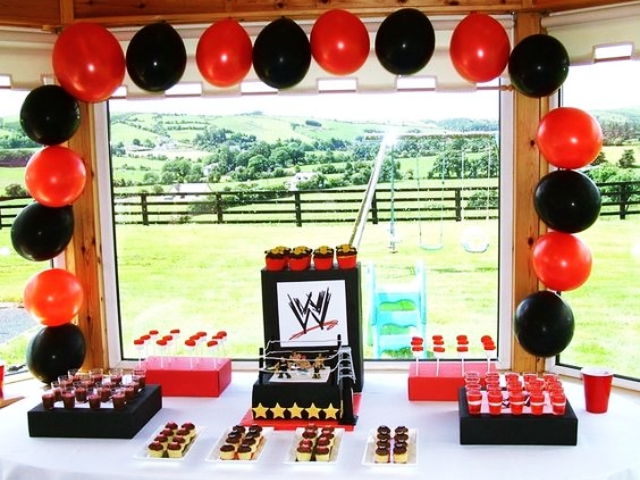 20 Cool WWE Birthday Party Ideas