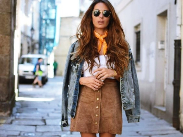 "40 ""The Instagram Girl"" Fall Outfits With Skirts"
