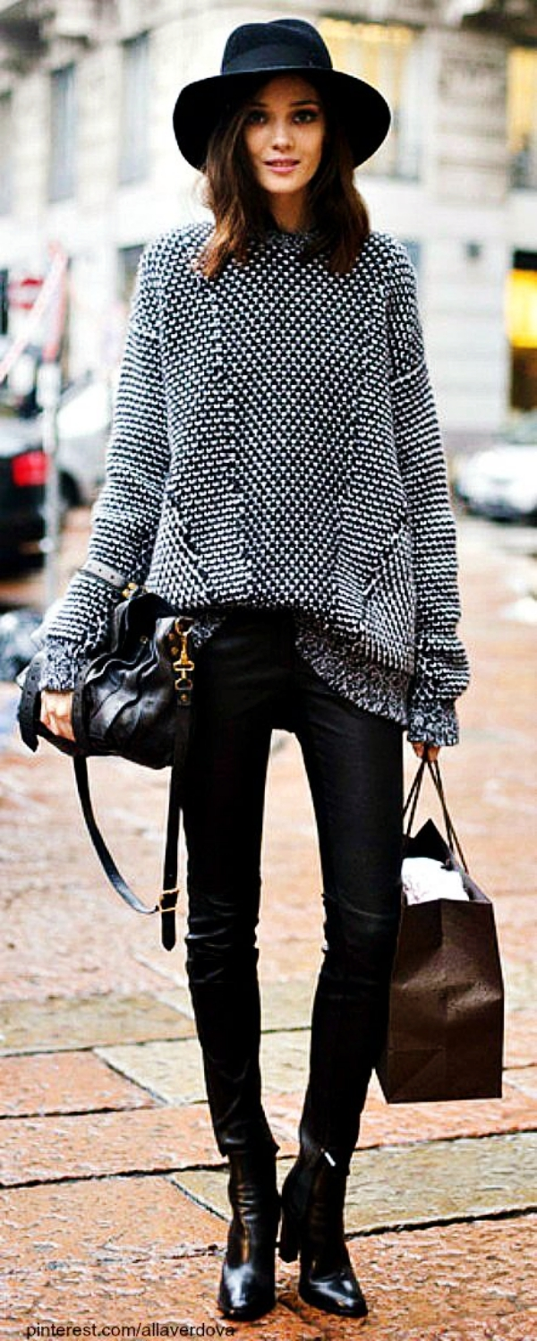 Ideal-Sweater-Work-Outfits