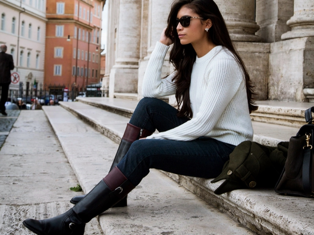 40 Tested Over the Knee Boot Outfits