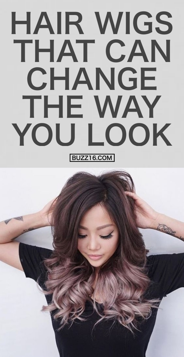 Hair Wigs That Can Change The Way You Look