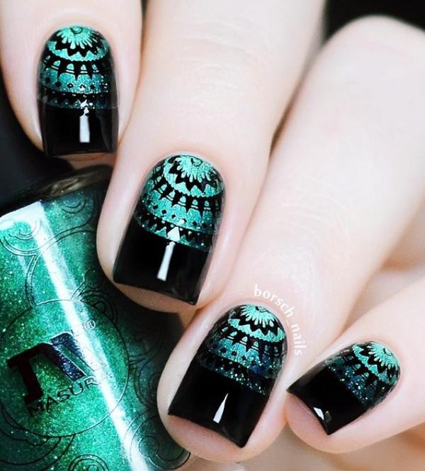 Tough-to-Paint-Nail-Art-Ideas