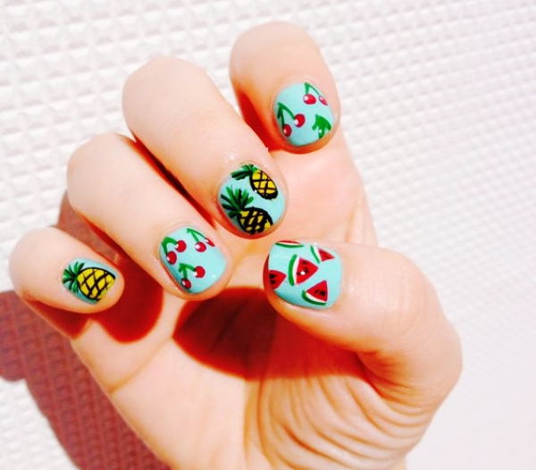 Tough-to-Paint-Nail-Art-Ideas