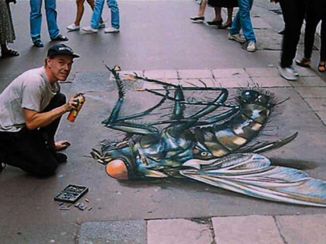 30 Mind-Altering 3D Paintings You May Haven't Seen Yet