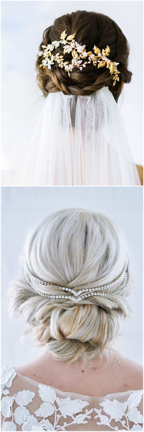 40 Gorgeous Wedding Hairstyles For Long Hair - Buzz 2018