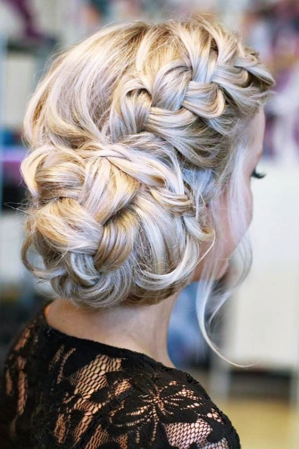 27 Gorgeous Wedding Hairstyles For Long Hair In 2019: 40 Gorgeous Wedding Hairstyles For Long Hair