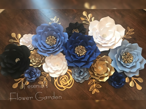 20 Diy Giant Paper Flowers Ideas To Try Obsigen